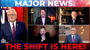 Major News – The Shift Is Here! (Dec. 8)