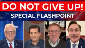 Do Not Give Up! SPECIAL with Hank Kunneman, Dutch Sheets and Mike Lindell (Jan. 20)