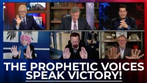 The Prophetic Voices Speak VICTORY! (Jan. 7, 2021)