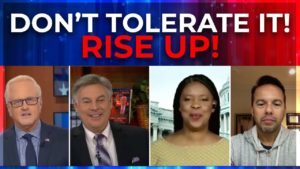 Don't Tolerate It! RISE UP! Lance Wallnau, Rev. Samuel Rodriguez, and Star Parker (Mar. 16, 2021)