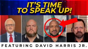 It's Time to SPEAK UP! with David Harris Jr., Robby Dawkins & Mario Murillo (Mar. 9, 2021)