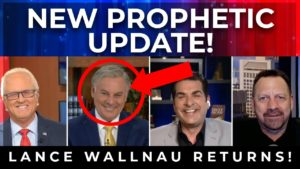 New Prophetic UPDATE! with Lance Wallnau, Hank Kunneman, and Mario Murillo (Mar. 2, 2021)