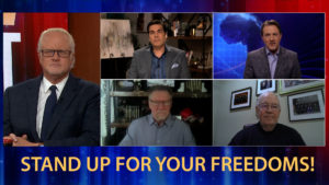 STAND UP for your Freedoms! Featuring Ken Starr (April 15, 2021)