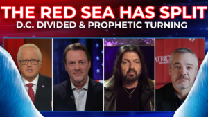 FlashPoint: The Red Sea has SPLIT! A Prophetic Turning | Robin Bullock, Star Parker and more!